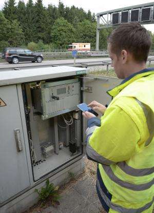 Faster Maintenance for Traffic Control Systems