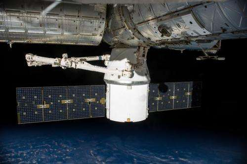 Fifth SpaceX mission lets the CATS out on the International Space Station