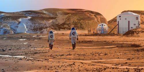 First Orion flight will assess radiation risk as NASA thinks about human Mars missions