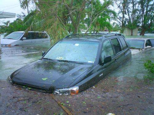 Flood car repair cost