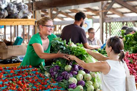 Food hubs' support for local economy is mixed