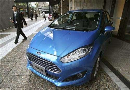 Ford Fiesta back in Japan despite past failure