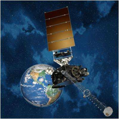 Four GOES-R instruments ready for integration