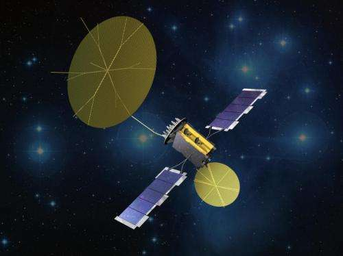 Fourth MUOS communication satellite clears launch-simulation test