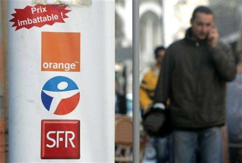 France mobile bid could extend consolidation trend (Update)