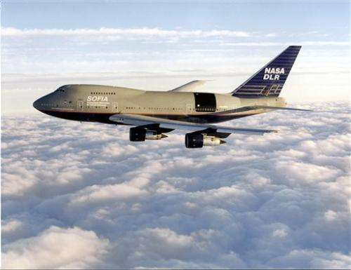 Funding for US-German airborne observatory cut