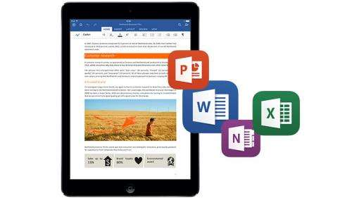 Review: Microsoft Office a great addition to iPad lineup