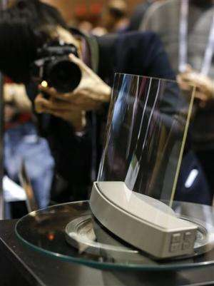Gadget Watch: Crystal clear sound in glass speaker