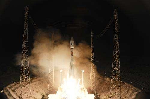 Gaia enters its operational orbit