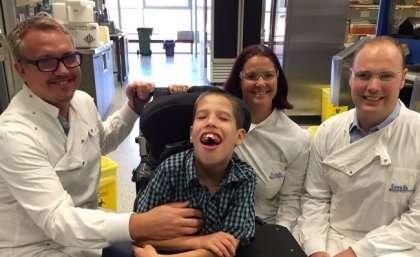 Genetic test unlocks cause of Brisbane boy's rare disease