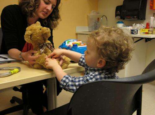 Gene type confers 26 percent chance of early celiac sign by age 5