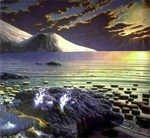 Geologists confirm oxygen levels of ancient oceans
