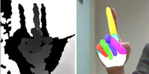 Gesture recognition: Gaining the upper hand