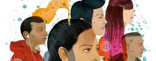 Global youth reshape the boundaries