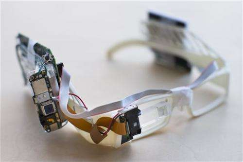 Google hopes designer frames will sharpen Glass