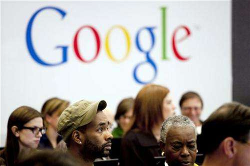 Google's 4Q earnings rise 17 pct but ad rates fall