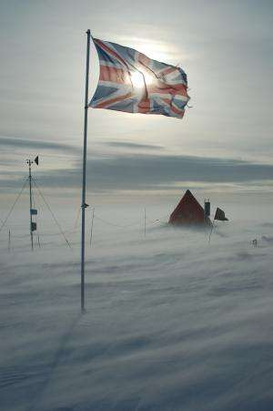 Government publishes UK Antarctic science strategy