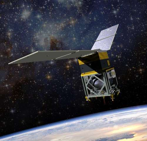 "GPIM spacecraft to validate use of ""Green"" propellant"