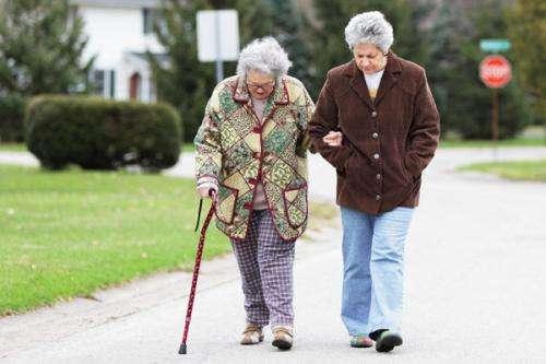 Help for seniors battling depression