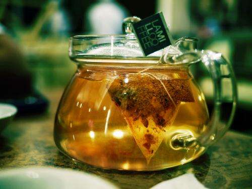 Herbal tea offsets colon cancer risk