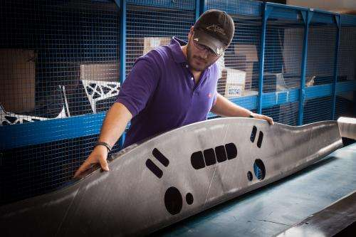 Here's what it looks like to build the Lynx spacecraft