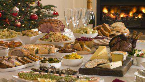 Holiday eating not detrimental to good regular dietary habits