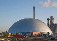 House prices unaffected by incinerator plants