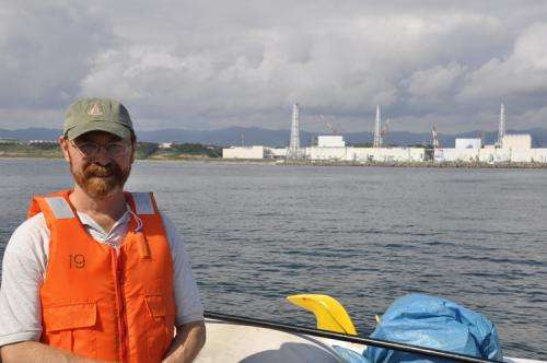 How radioactive is our ocean?