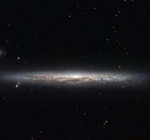 Hubble Serves a Slice of Stars