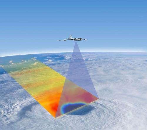 Hurricane Imaging Radiometer prepared for deployment