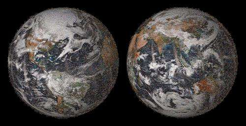 Image: NASA releases Earth Day