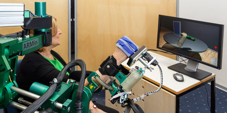 Increased mobility thanks to robotic rehab