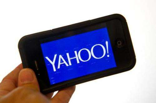 In December Yahoo was the most popular online venue visited from US desktop computers