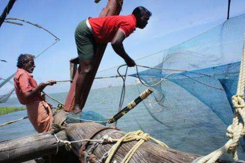 b4539286f45 Centuries-old  Chinese  fishing tradition fades on Indian shores