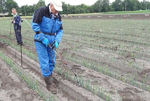 Injection technique creates opportunities for more effective crop protection