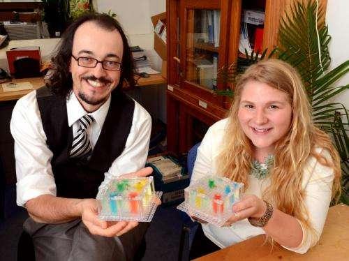Iowa State engineers turn LEGO bricks into a scientific tool to study plant growth