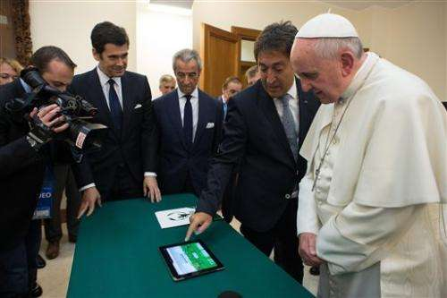 Japanese IT firm to digitize Vatican manuscripts