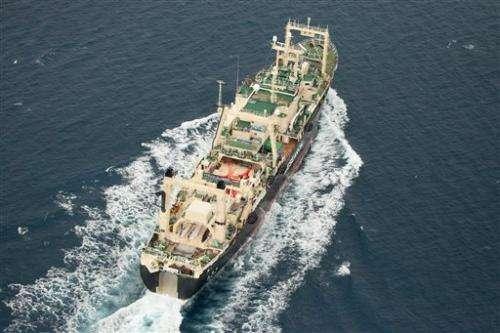 Japan seeks to resume Antarctic whaling next year