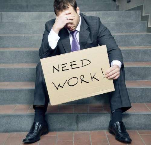 Joblessness could kill you, but recessions could be good for your health