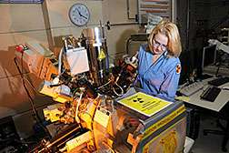 Junior researchers showing world the way to advanced nuclear fuel design