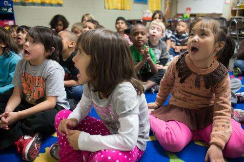 Kids have skewed view of gender segregation