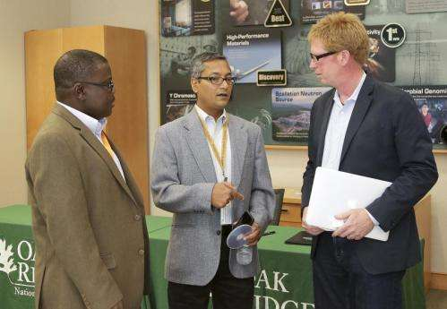 Knoxville startup Fiveworx licenses ORNL energy analysis tool