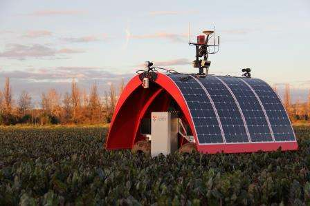 Ladybird Puts Field Robotics On Award Winning Level