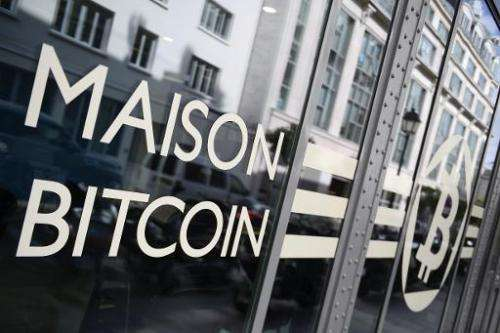 La Maison du Bitcoin in Paris on June 20, 2014