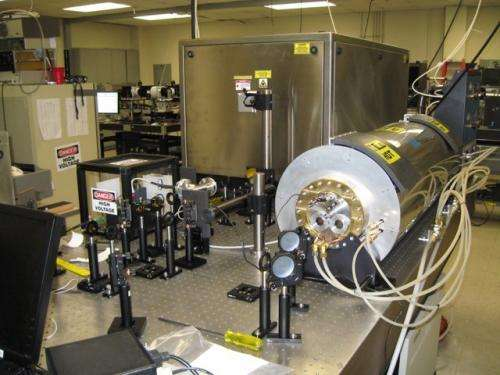 Laser sniffs out toxic gases from afar