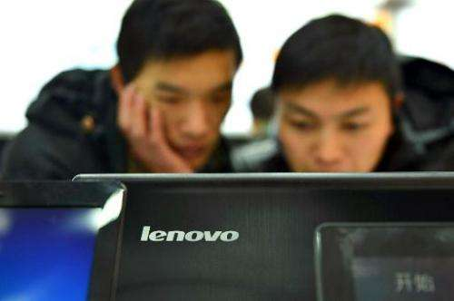 Lenovo's purchase of IBM's low-end server business and its acquisition of Motorola from Google are evidence of the tech giant's