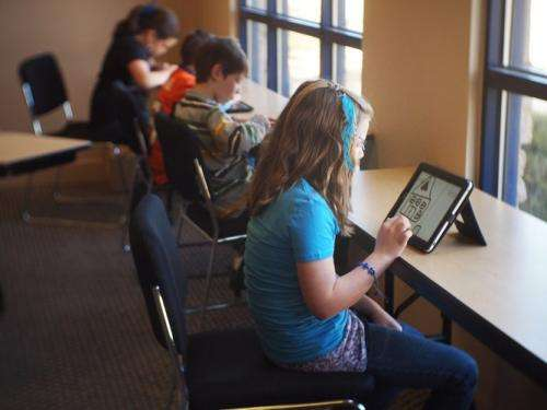 Let's chalk up some rules before iPads enter every classroom