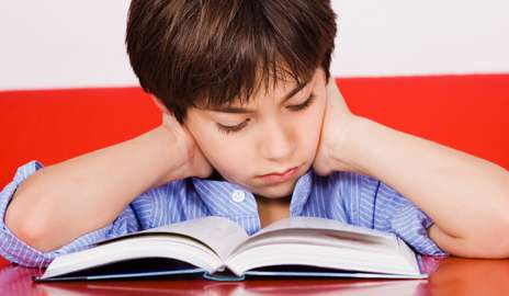 Levels of key brain chemicals predict children's reading ability