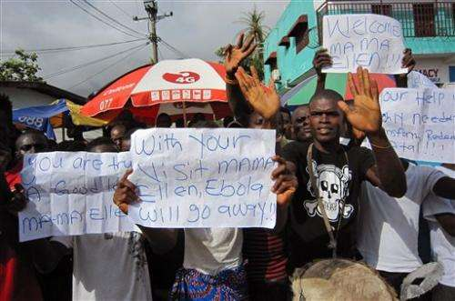 Liberian official: Seven more deaths linked to Ebola