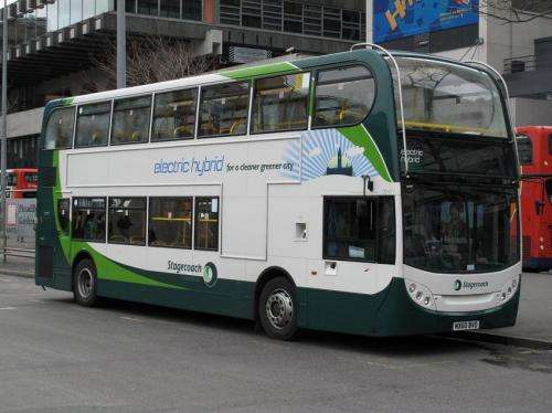 London transport body to test battery-charging at bus stands